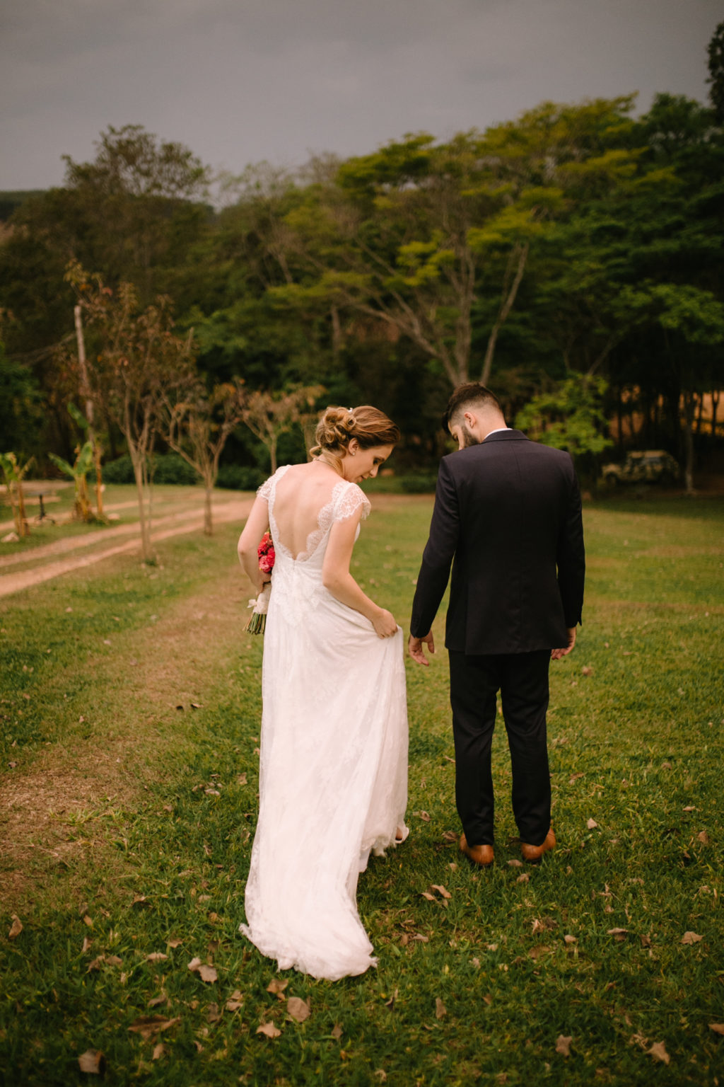 Brazilian Farm Wedding Fazenda Floresta Park